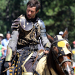 Jouster at the Colorado Renaissance Festival
